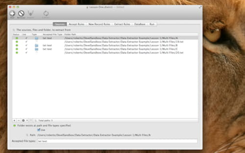 Web Data Extractor For Mac