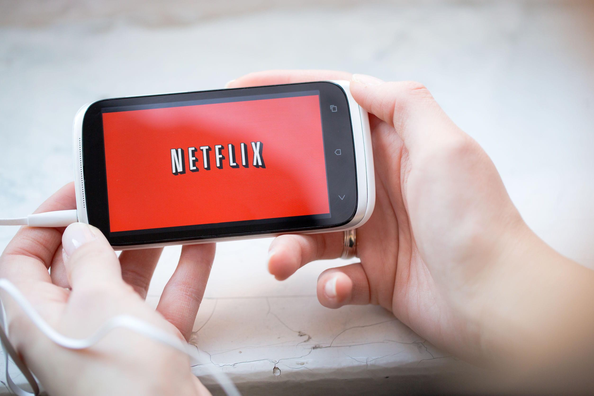 L'IA qui veut bloquer le partage de comptes Netflix