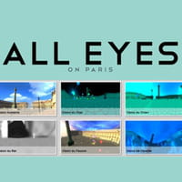 All Eyes On Paris, une visite interactive de la capitale avec la vision animale