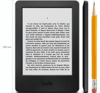 Amazon : nouvelle gamme de Kindle