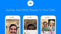 Ajouter des amis dans un appel Messenger