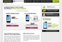 Numéricable propose les appels illimités vers les portables internationaux pour 10 euros par mois