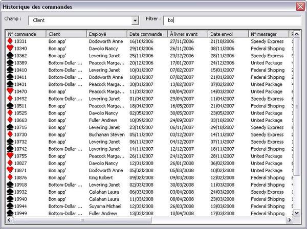 Visual Basic / VB NET : Excel vba - filtrer le contenu d'une