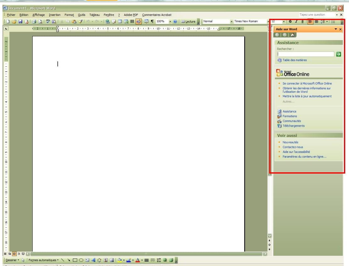 Num rotation des pages sous word - Comment numeroter les pages open office ...