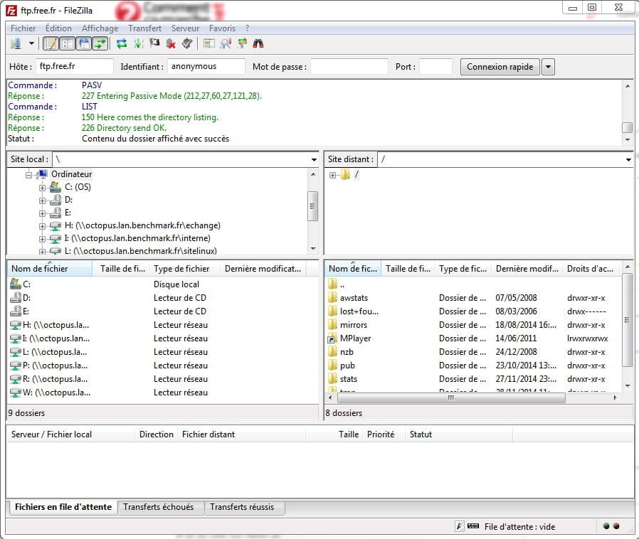 descargar filezilla para windows 7 32 bits en español