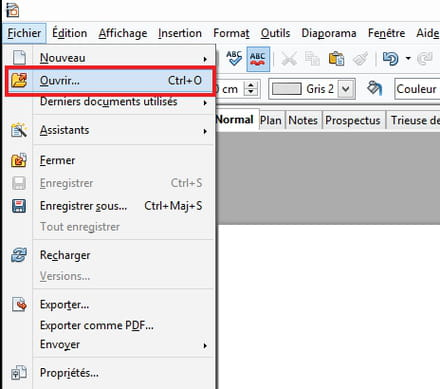 Openoffice comment verrouiller un document avec un mot - Comment telecharger open office gratuitement ...