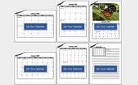 Printable Calendar : imprimer son agenda depuis Internet