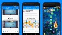 Encore plus de jeux sur Messenger