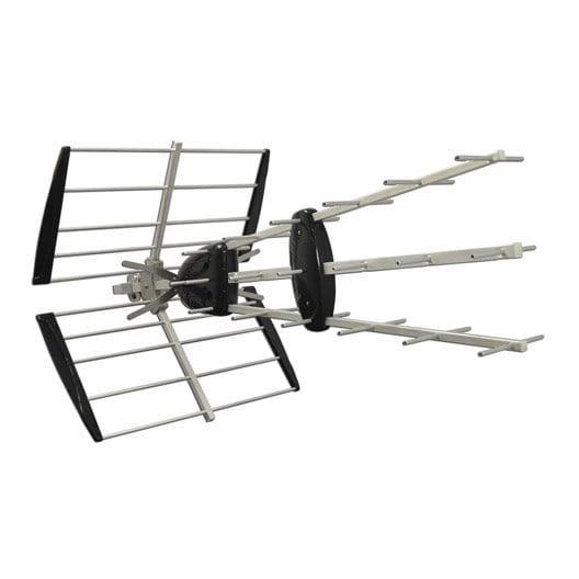 Antenne Exterieure Sedea Amplifiee 40 Db Tnt Flagtv Résolu