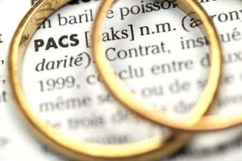 PACS (pacte civil de solidarité) - documents et procédure - Droit ...