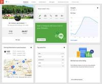 Pages Google Plus : un tableau de bord pour enrichir sa présence en ligne