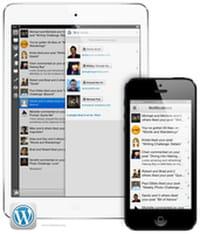 WordPress pour iOS  : la gestion des commentaires simplifiée