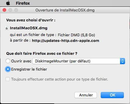 MAC 10.8.5 X TÉLÉCHARGER FIREFOX OS