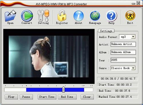rm to mp3 convertisseur logiciel de téléchargement gratuit