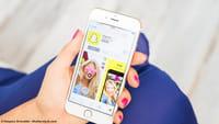 Les nouveautés de Snapchat