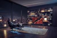 LG présente le premier téléviseur Oled enroulable