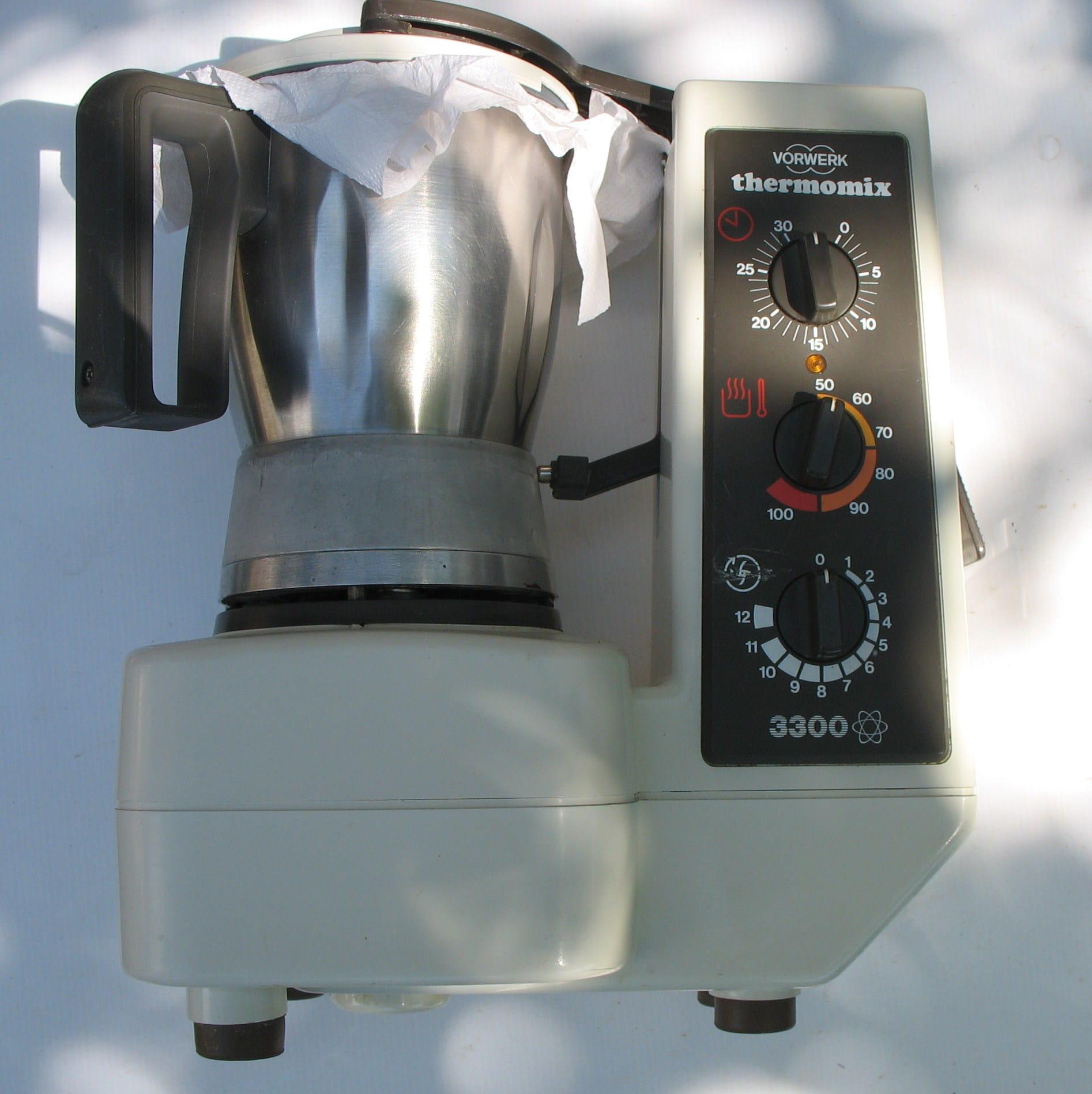 CORDON ELECTRIQUE pour  VORWERK THERMOMIX TM3300 3300