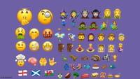 De nouveaux emojis pour WhatsApp