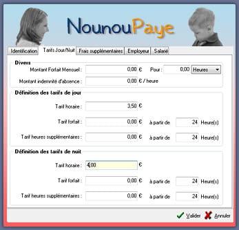 Favori Télécharger NounouPaye (gratuit) FE36