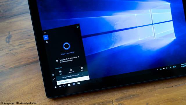Cortana abandonne face aux assistants concurrents