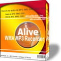 Télécharger Alive WMA MP3 Recorder (Audio)
