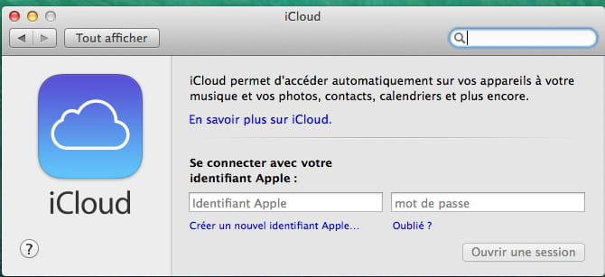 comment synchroniser 1 mac avec 2 sessions utilisateurs et 2 ios