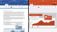 Office 2016 sur le nouvel iPad Pro