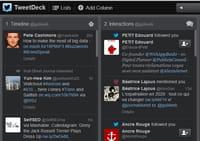 TweetDeck abandonne Facebook et retire ses applications mobiles