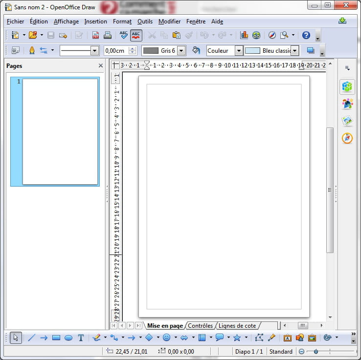 T l charger openoffice gratuit - Diagramme sur open office ...