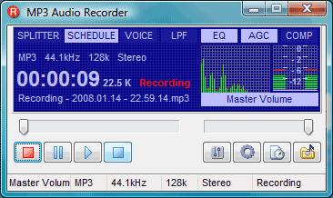 T l charger mp3 audio recorder free gratuit - Telecharger logiciel couper mp3 ...