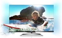 Philips  présente sa nouvelle série 6900 de téléviseurs Smart TV sans bord