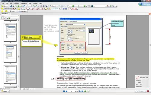 VIEWER PRO PDF-XCHANGE GRATUITEMENT TÉLÉCHARGER 2.5.198