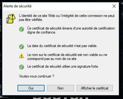 Comment la sécurité est la datation Internet