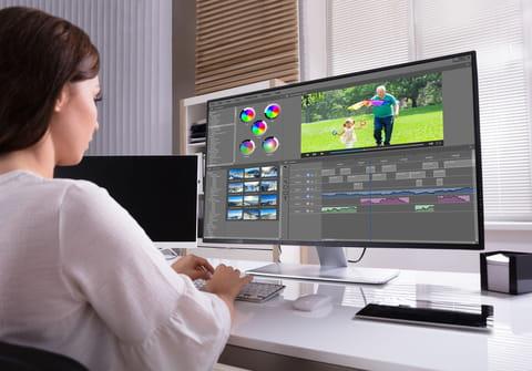 Formation en ligne: maîtriser la création graphique et vidéo