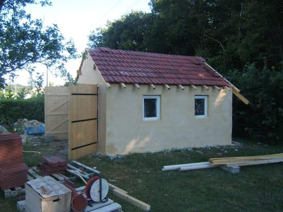 Je veux construire mon garage comment faire r solu - Faire un garage en parpaing ...