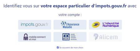 S'identifier avec FranceConnect