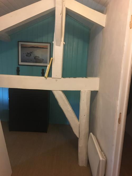 Couper entrait charpente toiture combles - Comment couper du plexiglas ...