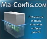 Ma-Config.com intègre le moteur de CPU-z