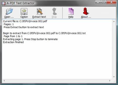 Telecharger A Pdf Text Extractor Gratuit Comment Ca Marche