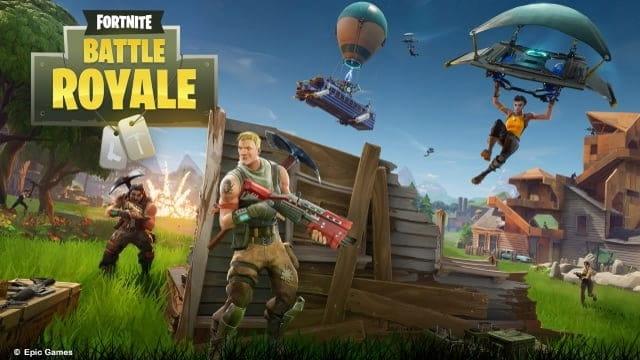 125 millions de joueurs sur Fortnite