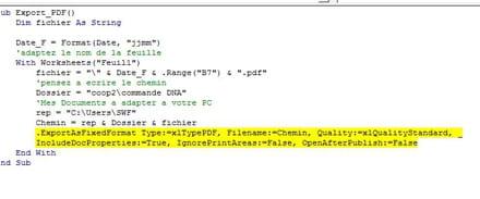 comment enregistrer autocad en pdf