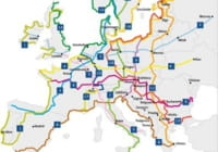 Sur les routes d'Europe à vélo