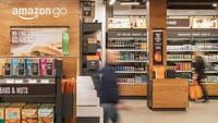Amazon Go, une boutique 100% automatique