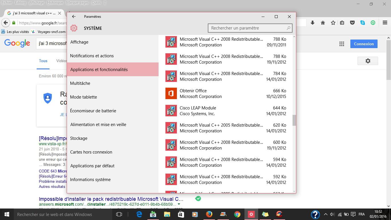 J Ai 6 Programme De Microsoft Visual C 2008 Rec Que Faire Resolu