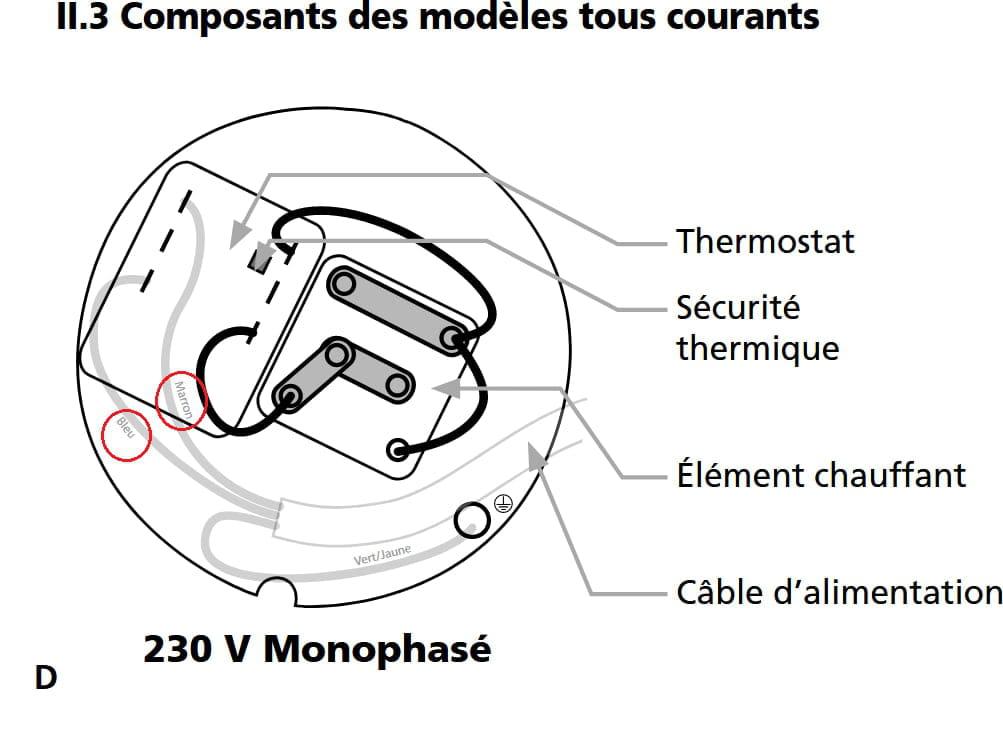 schema branchement electrique chauffe eau
