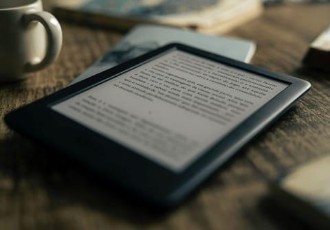 Logiciel Amazon Kindle: mise à jour, nouveautés