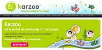 Karzoo.eu,  la première plate-forme communautaire de covoiturage : pour que l'écologie soit toujours un plaisir