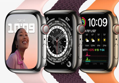 Mise à jour WatchOS: installer une nouvelle version sur Apple Watch