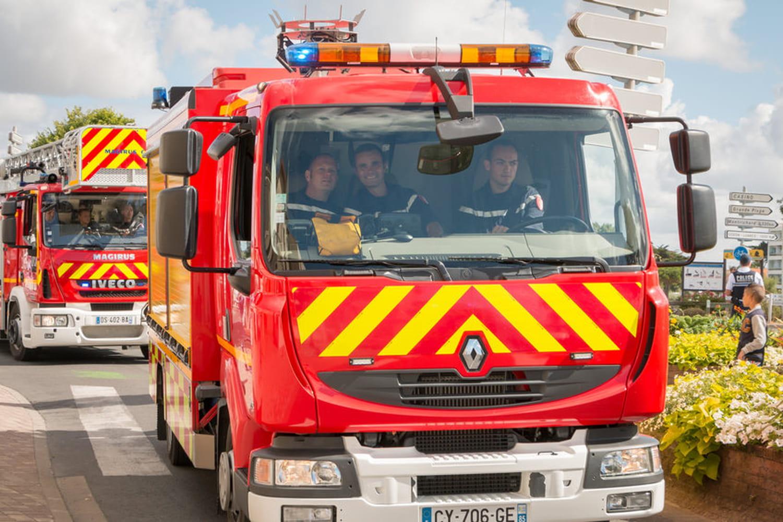 Salaire d'un pompier volontaire: montant 2021