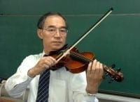 Japon: des cordes de violon à base de toiles d'araignées